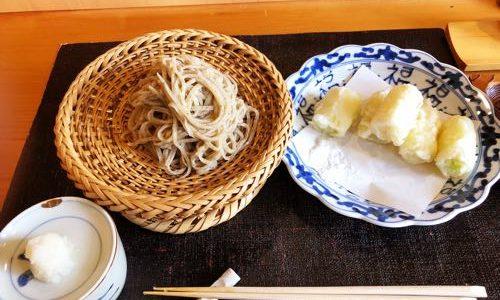 【下呂】仲佐(なかさ)|ミュシュラン一つ星を獲得した下呂温泉のお蕎麦屋さん